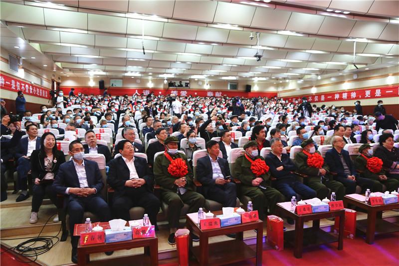 """纪念世界红十字日:""""永远跟党走 曜阳中国行""""活动举行"""
